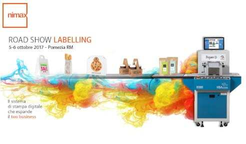 road show labelling post organici
