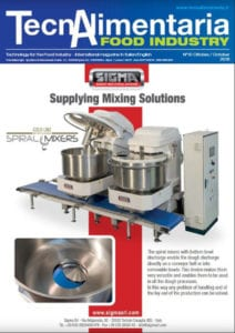 TecnAlimentaria Food Industry - Metal Detector Iq4