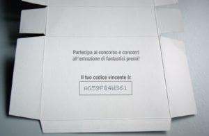 Metaprintart - Mailing, Tracciatura, Giochi e Concorsi a premi nel packaging - Rassegna Stampa