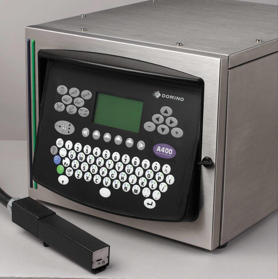 Marcatore Inkjet a goccia deflessa Domino A400 CP