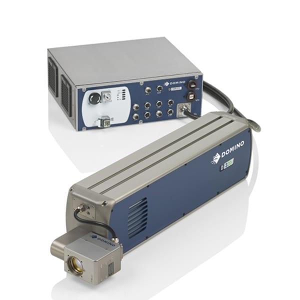 Marcatore Laser Domino D320i - 10 Std - Red Std - Blue Std