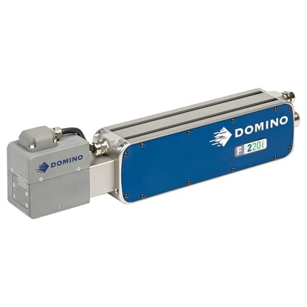 marcatore laser a fibra domino f220i