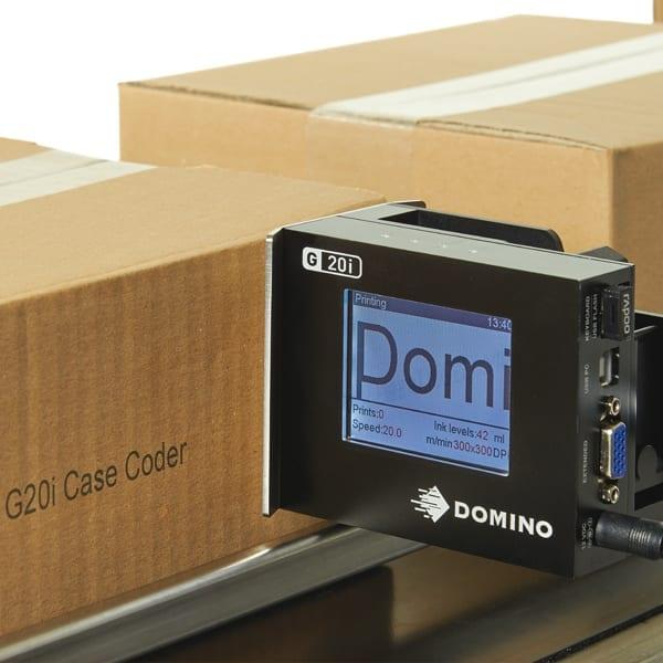 Marcatore a getto termico di inchiostro Domino G20i