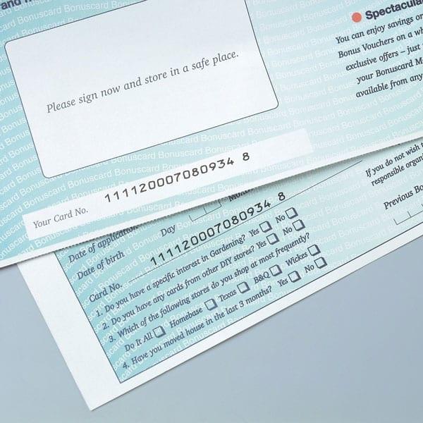 Marcatura su buste - Marcatore Inkjet a goccia deflessa Domino A400 Twin