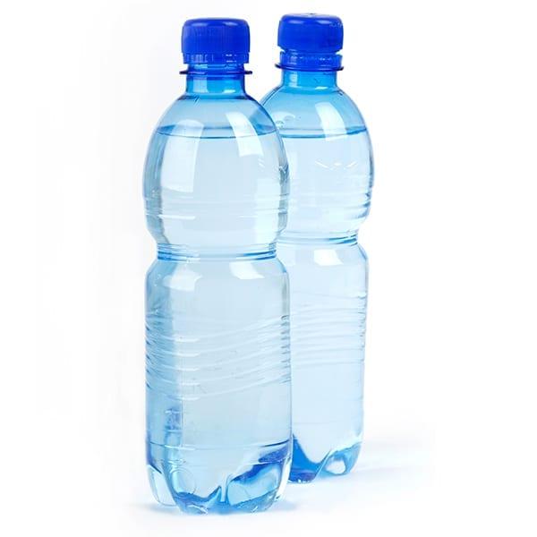 Rotazione bottiglie in PET