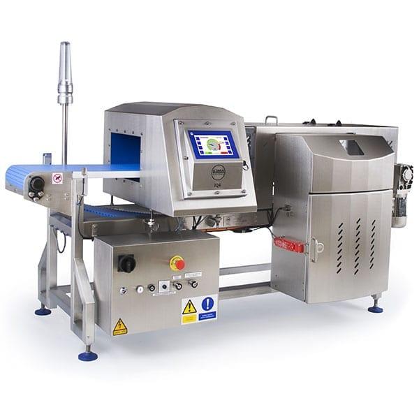 sistema metal detector loma iq4