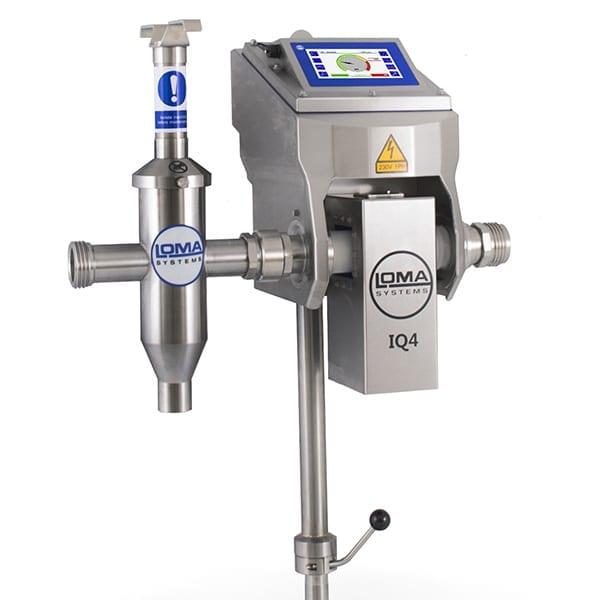 Sistema Metal Detector Loma Iq4 Pipeline - Prodotti pompati