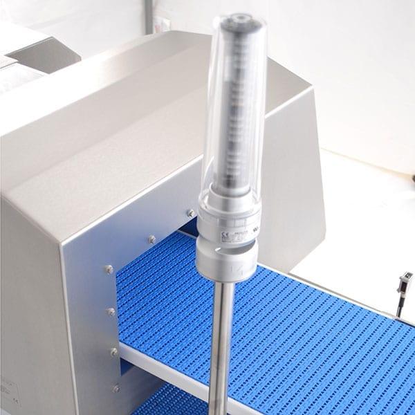 Sistema Metal Detector Loma Iq4 -Tappeto