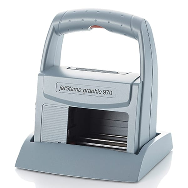 Stampante a getto d'inchiostro mobile Stamp n'coder 970 - Jetstamp Graphic