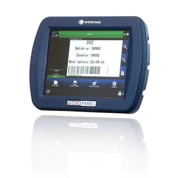 Sistemi Stampa e Applica Domino M230i-S e SP - Touch Panel