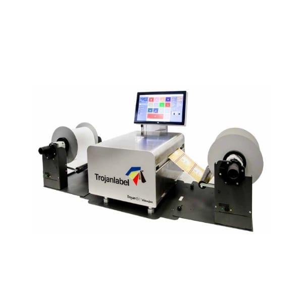 Stampante Digitale a Colori per Etichette TrojanOne Easy