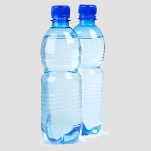 Codifica e Marcatura stampa su bottiglie in plastica bottiglie in PET acque minerali