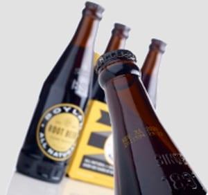 Codifica Marcatura Etichettatura Bottiglie di birra in vetro