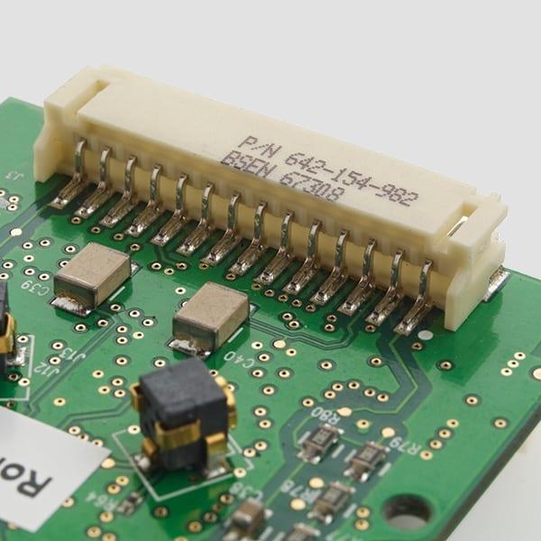 Codifica e marcatura stampa su Schede Elettroniche