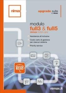 Modulo full3 & full5 – nimax total care