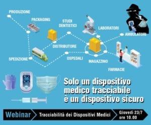 Webinar UDI Tracciabilità Dispositivi Medici Banner Home nimax