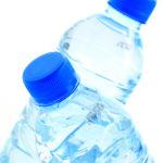 marcatura su bottiglie di acque minerali