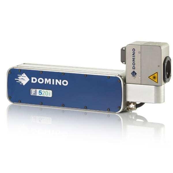 marcatore laser a fibra domino f520i