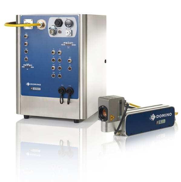 marcatore laser domino f520i marcatura laser a fibra marcatori a fibra