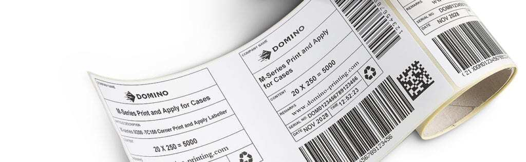 etichettatura industriale labelling