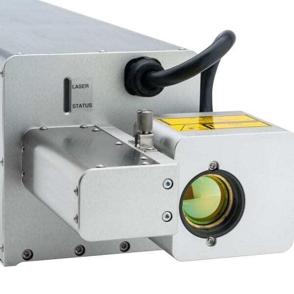Lente Marcatore Laser Domino D310