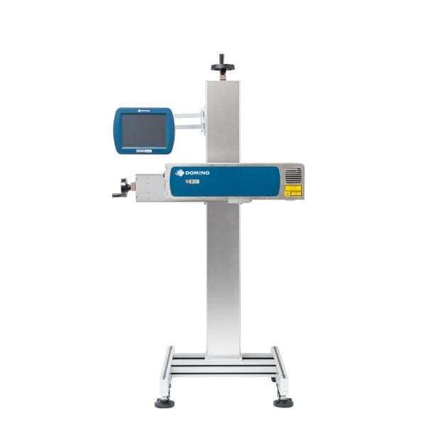 Supporto Marcatore Laser Domino D310 con schermo touchscreen