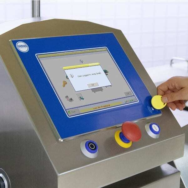 Touchscreen sistema combinato Loma