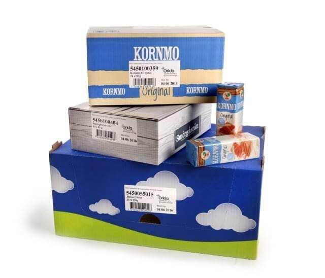 etichettatura codifica marcatura imballaggi secondari